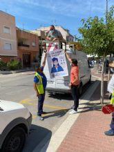 La Alcaldesa de Archena lanza la campaña de concienciación 'Archena Free Covid' para prevenir posibles contagios