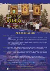 Fuente Álamo celebrará el 'Día de la Villa' con un acto institucional que homenajeará la labor de su personal jubilado