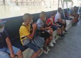 La asociación Columbares retoma sus actividades con menores del barrio del Carmen