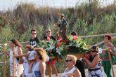 La procesión de San Roque pone el colofón a las fiestas de El Mojón