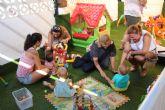 Una treintena de niños tutelados por la Comunidad disfrutan del verano en San Pedro del Pinatar