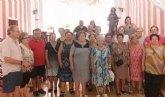 Vecinos y amigos del barrio de San Roque se junta en convivencia para celebrar el día de su patrón