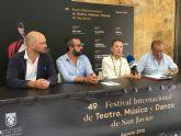 Encuentro con La Cuadra de Sevilla con motivo de la representación de 'Quejío' hoy viernes 17 de agosto