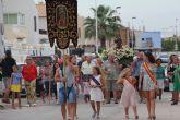 El Mojón celebró sus fiestas en honor a San Roque