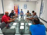 El Ayuntamiento de Caravaca se reúne con representantes de la hostelería