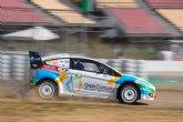Pablo Suárez se medirá entre los mejores en la cita sueca de Höljes, la catedral mundial de rallycross