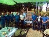 La Asociación de Veteranos Paracaidistas del Ejército del Aire (ASVEPAREA) celebra su quinta convivencia junto al Museo de la Huerta de Alcantarilla