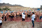 120 nadadores completaron el