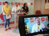 Rueda de prensa PSOE sobre nueva Ley del Juego en la Región de Murcia