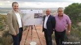 La Consejería de Agua renueva la tubería de suministro al depósito de La Ñorica