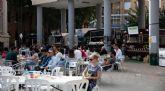Food trucks Feria de D�a 2018, comida especializada sobre ruedas y m�sica en directo