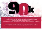 Este miércoles, presentación del 90K Camino de la Cruz 2019