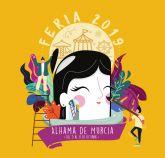 Paula Salinas, autora del cartel de la Feria de Alhama 2019