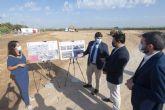 La Comunidad inicia las obras de los colectores Norte y Sur de San Javier para minimizar el daño de las lluvias torrenciales en el Mar Menor