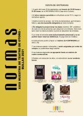 Bullas celebra la XXIX Muestra de Teatro en Otoño con grandes compañías