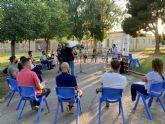 Mesa técnia rehabilitación Parque de la Constitución