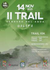 El 14 de noviembre, la montana regional mira a Galifa