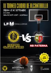 Hozono Global Jairis juega manana el III Torneo Ciudad de Alcantarilla frente al NB Paterna