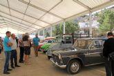 Más de 80 coches participan en el III Encuentro de automóviles clásicos en Puerto Lumbreras