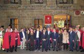 El mazarronero Salvador Zamora es premiado en Asturias por su labor investigadora