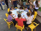 La 'Plaza del Comercio' de Las Torres de Cotillas se llena una vez más de clientes