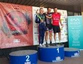 José Andreo del c.c. Santa Eulalia de nuevo en el podium en Petrola (Albacete)