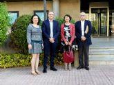 Primera reunión del jurado de los Premios de Arquitectura de la Región de Murcia
