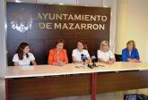 Alumnos de la UMU completan 300 horas de prácticas curriculares en los Servicios Sociales de Mazarrón