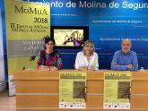 El II Festival Molina Música Antigua, MOMUA 2018, amplía su programación y se celebra del 2 al 18 de noviembre