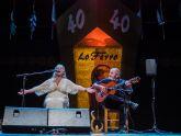 Anabel de Vico,  'Melón de Oro' 2019, lleva el festival ferreño a La Cistérniga