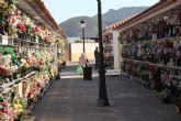 El Ayuntamiento acondiciona el cementerio de San Damián para la festividad de Todos los Santos 2019