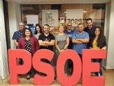 El PSOE de Totana presenta a su Comisión Gestora Municipal en aras de seguir trabajando por Totana y el socialismo
