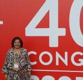 Isabel Andreu se incorpora al Comité Federal del PSOE resultante del Congreso celebrado en Valencia