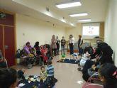 Taller gratuito de promoción de la salud materno-infantil en mujeres inmigrantes