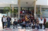 El IES Tárraga Escribano acoge a 12 estudiantes alemanes dentro del programa bilingüe