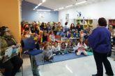 Los padres adquieren t�cnicas para contar cuentos a sus hijos