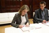 El Ayuntamiento de Molina de Segura suscribe un protocolo de actuación con el Ayuntamiento de Madrid para la puesta en marcha del modelo de participación ciudadana directa e individual en el municipio molinense