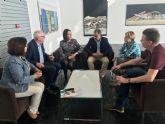 Alumnos y profesores del Instituto Padeborn realizan un intercambio de experiencias con el IES Sabina Mora de Roldán
