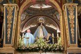 Mazarrón renueva el voto a la patrona en el día del Milagro