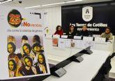 Las Torres de Cotillas se volcará un año más con la celebración del 'Día internacional por la eliminación de la violencia de género'