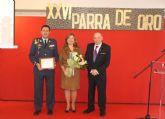 La Academia General del Aire premiada con la Parra de Oro por su 75 aniversario