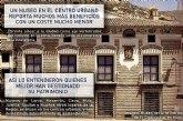 Ganar Totana: Un museo en el centro urbano reporta muchos m�s beneficios con un coste mucho menor