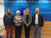 El Ayuntamiento de Molina de Segura y la Asociación de Amigos del Zoco del Guadalabiad firman un convenio de apoyo, promoción y desarrollo del sector artesano local