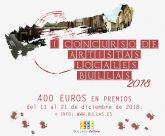 I Concurso Artistas Locales