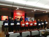 La UCAM gradúa a 150 alumnos en la Shandong Sports University de China