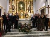 El pregón de Juan Antonio Lorca, director general de Bienes Culturales inauguró la Navidad en San Javier