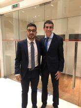 Mariano García y Jaime Martínez Morga, protagonistas en la Gala del Deporte de este año