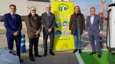 La gasolinera FroetGas de San Ginés ofrece un punto de recarga rápida para coches eléctricos