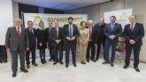 López Miras clausura la Asamblea General de Agrupal