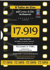 El taller de cine del centro de d�a de personas mayores proyecta este jueves su cortometraje '17.919'